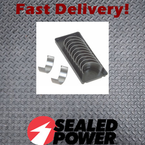 Sealed Power (6-4395A .50MM) Connecting Rod Bearing Set suits Ford Taurus DP Maz