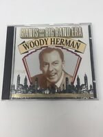 Giants Of The Big Band Era Woody Herman Pilz West Germany 1990 CD Rare