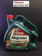 Castrol Magnatec 5W40 C3 Fully Synthetic  Car Engine Oil 4 Litre