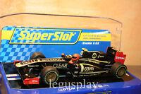 Slot SCX Scalextric Superslot H3261 Lotus F1 Team N#10 Romain Grosjean  - New