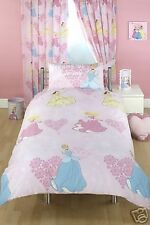 FUNDA NORDICA+CORTINAS DISNEY PRINCESAS DREAMS  DANCING
