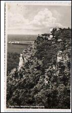 1951 THALE Harz Hexen-Tanzplatz DDR Postkarte gelaufen DDR Ansichtskarte