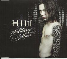 H.I.M. Solitary Man w/ Please don't let LIVE CD Single SEALED Neil Diamond HIM