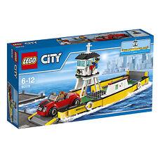 LEGO City Fähre (60119) Schiff Baukasten Bausteine Boot Neu
