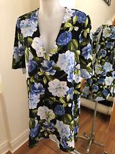 AMERICAN APPAREL Floral Mini Dress Size S Retail $100