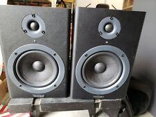 Monoprice 605500 Pro Audio Powered Speakers, pair of