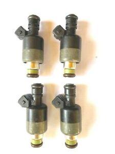 Saturn Fuel Injector Set 21007592 X 4 fits Saturn SC2 SL2 SW2 1.9L 1996-2001