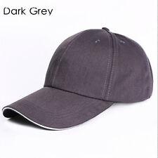 2017 Men Women New Black Baseball Cap Snapback Hat Hip-Hop Adjustable Bboy Caps