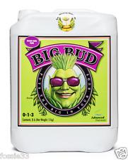 Advanced Nutrients Big Bud Liquid Fertilizer 5 Litre Hydroponics