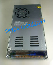 NEW AC100-120V / 200-240V to DC12V 40A Output Regulated Switching Power Supply