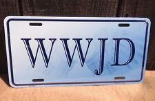 WWJD Wholesale Novelty License Plate Bar Wall Decor