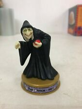 2002 McDonalds Happy Meal Toy 100 Years of Disney Magic Witch 1937