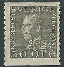 1920-24 SVEZIA SOGGETTI DIVERSI 50 ORE MH * - ZX5.3
