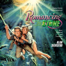 ROMANCING THE STONE Alan Silvestri SOUNDTRACK Score LA-LA LAND Ltd Edition MINT!