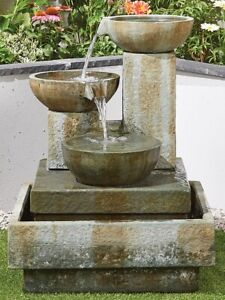 Patina Bowls By Kelkay Easy Fountain Water Feature 44000