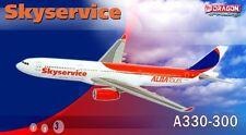 DRAGON 55049 SKYSERVICE AIRLINES A330-300 C-GVKI 1/400 DIECAST MODEL PLANE NEW