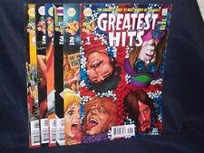 DC Vertigo Greatest Hits Comic Lot #1-6 of 6 2008 Complete Glenn Fabry