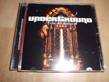 UNDERGROUND Vers la lumiére Französische Rap/Hip Hop CD 12 Tracks, TOP!!!!