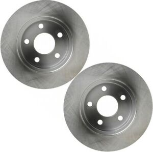 ACDelco Rear Disc Brake Rotor Set