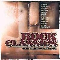 Rock Classics: the Heavyweights von Various | CD | Zustand gut