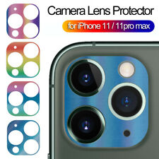 Hard Case Screen Protector Cover Back Camera Lens Sticker For iPhone 11 Pro Max
