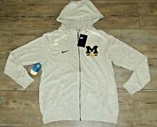 Nike Michigan Wolverines College Weekend Hoodie Jacket size Women's Medium