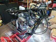 Motorcycle project Harley Davidson XL Sportster Low Bobber Bike conversion
