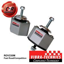 Rover 220 & Coupe Turbo 92-95 Vibra Technics Fr & Rr Engine Mounts Comp ROV230M