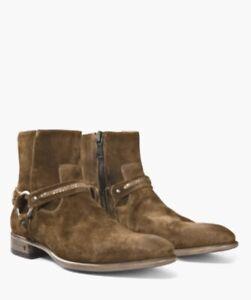 John Varvatos Eldridge Harness Boot. Size 9.5