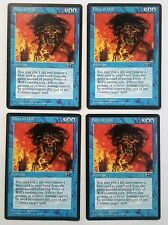 4x Force of Will - Alliances - NM - 1996 - Magic the Gathering @