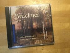 Bruckner - Streichquintett in F [CD Album] MDG Gold Leipziger Streichquartett