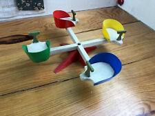 altes Karussel, Spielzeug, Deko,  (G)13980