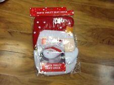 Santa Toilet Seat Cover, NEW 24Hr Dispatch