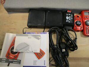 Roco 10718 Lokmaus mit Transformator 40 VA Booster u.a. ohne OVP Q281
