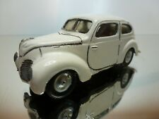 WM PLUMBIES 4 FORD TAUNUS LDM L.D.M. 1939 - OFF-WHITE 1:43 - GOOD CONDITION - 4