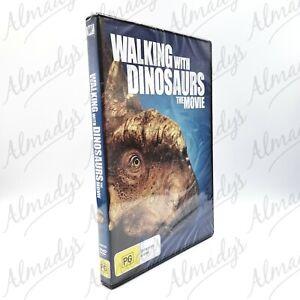 Walking with Dinosaurs the Movie BRAND NEW KIDS' DVD Australian Seller FREE POST