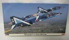 """Hasegawa 1/48 Mitsubishi T-2 """"Blue Impulse"""""""