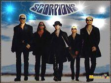Escorpiones Guitarra Pestañas Tablatura lección CD de software 181 canciones y 27 pistas de respaldo