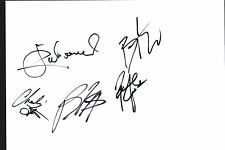 Blackberry Smoke FULLY signed autograph UACC AFTAL online COA
