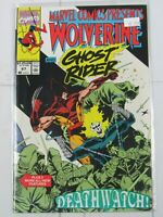 Marvel Comics Presents #67 1990, Marvel Comics Wolverine