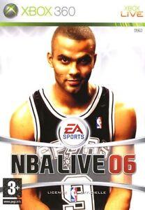 NBA 06 - XBOX 360 - NEUF