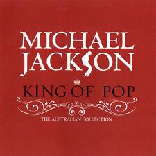 "MICHAEL JACKSON ""KingOfPop:TheAustralianCollection"" 2008 35Trk 2CD *BonusTracks"