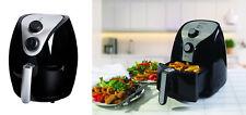 Horno Cocina de alimentación 2.6 L Freidora de aire sin aceite bajo en grasas saludables de calor con Temporizador 1350 W
