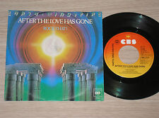 "EARTH, WIND & FIRE - AFTER THE LOVE HAS GONE / ROCK THAT! - 45 GIRI 7"" HOLLAND"