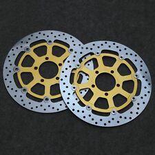 Front Brake Disc For Suzuki GSXR600 750 1000 TL1000R/S GSX1300R Hayabusa GSX1400