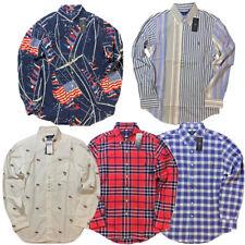 NWT Polo Ralph Lauren Mens Slim Fit Oxford Button Down Shirts Long Sleeve