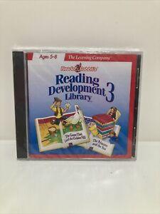 Reader Rabbits ~ Reading Development Library 3 ~ (Ages 5-8) Windows/Macintosh