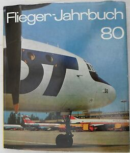 """1103 EAST GERMAN/DDR/GDR/COLD WAR  """" 1980 AIRLINES/FLYER/AIRCRAFT YEAR Book """""""