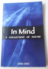 In Mind A Collection of Poetry by Diya Das (Paperback, 1st Edition 2007)