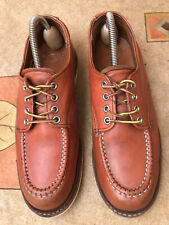 Red Wing Heritage #8103 Work Oxford Oro Russet  8102 8106 8109 Sz 8 D